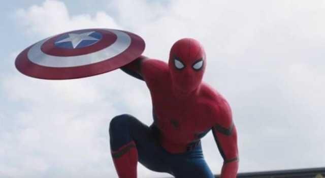 Spider-Man-Captain-America-Civil-War Az Magazine