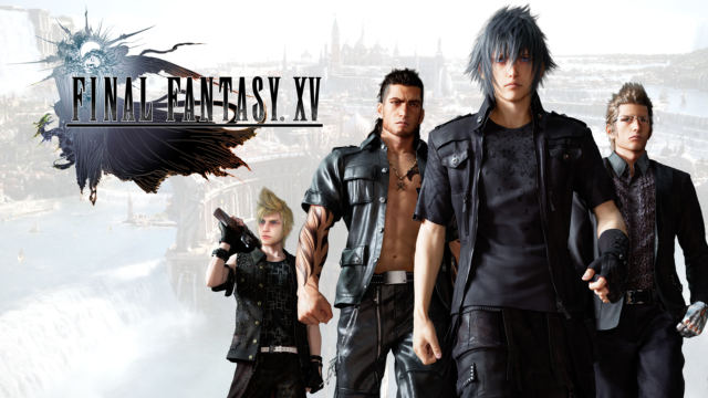 final fantasy xv az magazine