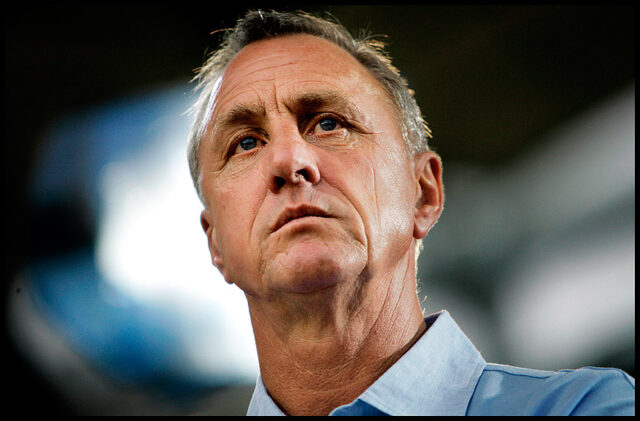 morto cruijff az magazine