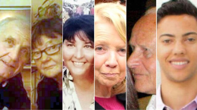 Nizza vittime italiane az magazine