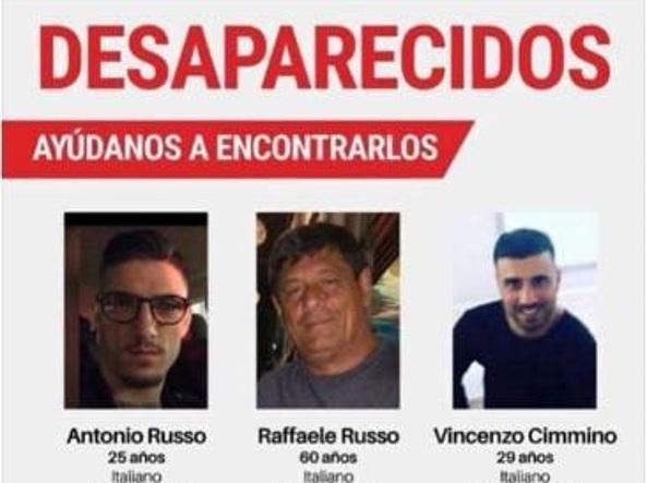 italiani scomparsi